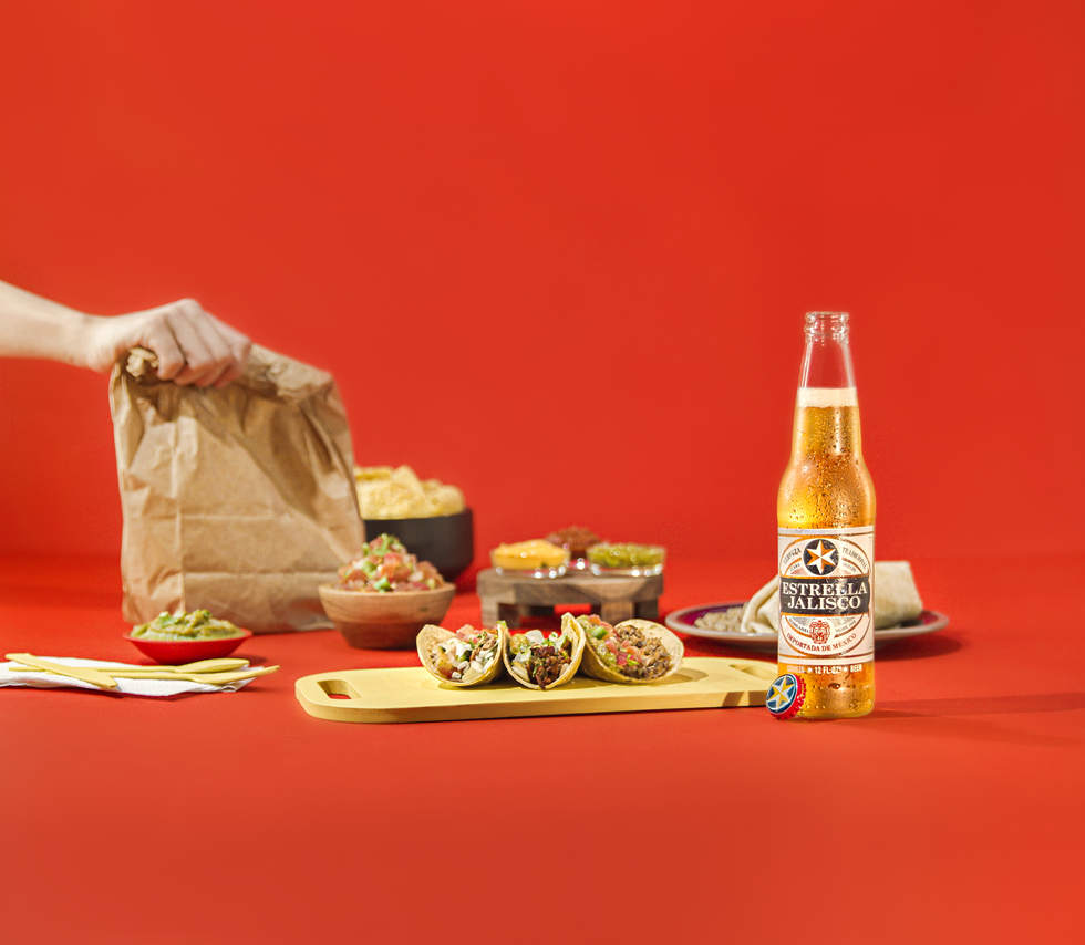 Restaurant Takeout Still Life Photography - VEAUUX