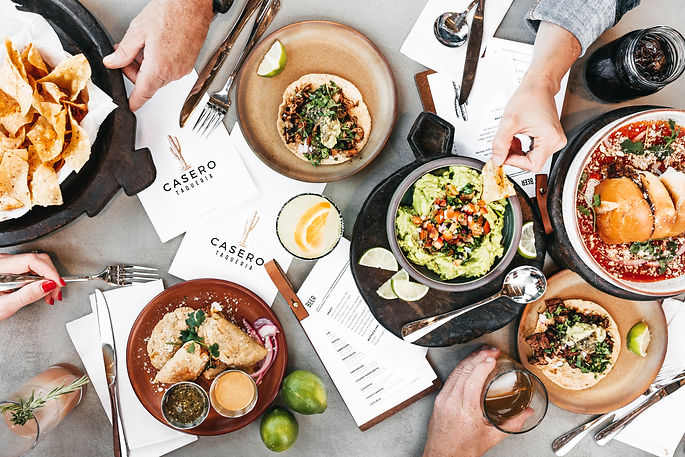 San Diego Food Photography / Flatlay / VEAUUX