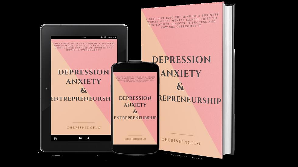Depression Anxiety & Entrepreneurship E-Book