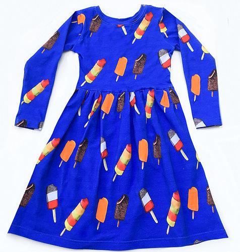 Ice lolly dress