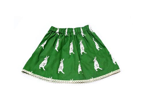 Rabbit skirt