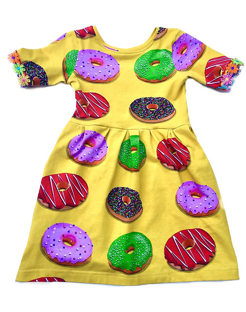 Doughnut dress