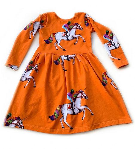 Unicorn jockey dress