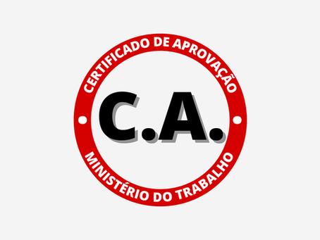 Principais dúvidas referentes ao CA - Certificado de Aprovação