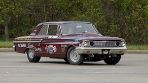 A Brief History of the 1964 Ford Thunderbolt