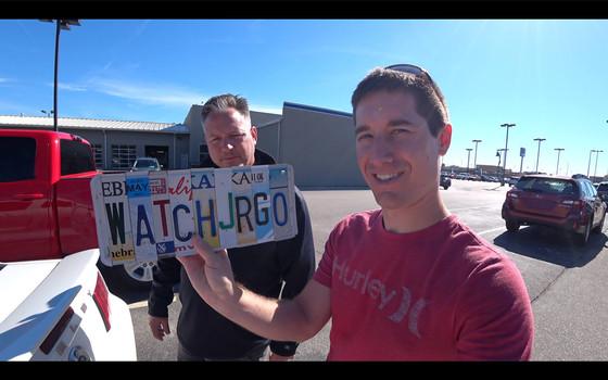 Driven Radio Show #101: JR Lumbert and Luke Chennell