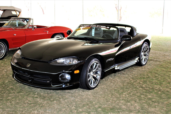 Ten Days of Affordable Exotics-Day 4: Dodge Viper