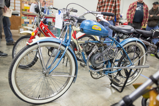 The Motorcycle as Art-More Images From the Santa Fe Trail Vintage Motorcycle Show