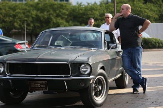 Driven Radio Show #40: Sean Kiernan and the Bullitt Mustang