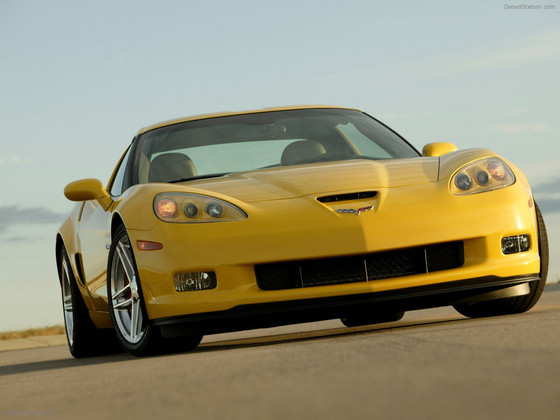 Yet Another Affordable Exotic: 2006-2013 Corvette Z06
