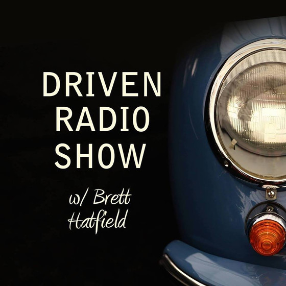 Driven Radio Show #27 Monterey Car Week Preview, New Corvette