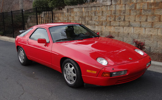 Ten Days of Affordable Exotics-Day 1: Porsche 928