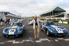 Driven Radio Show #105: Peter Brock, Automotive Legend