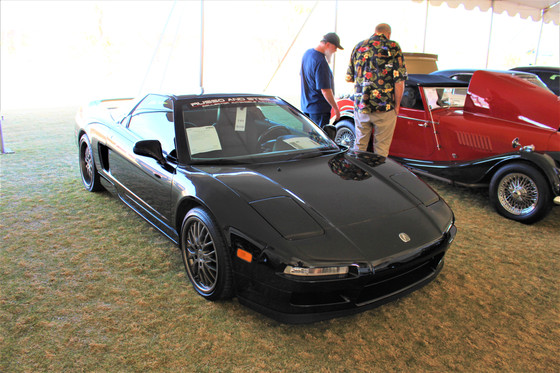Ten Days of Affordable Exotics-Day 3: Acura NSX