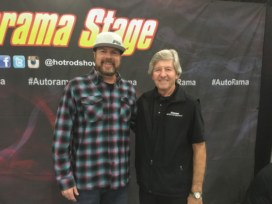 Driven Radio Show Episode #47: Larry Way from World of Wheels