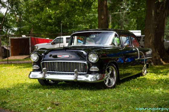 The Paradox of Classic Chevrolets