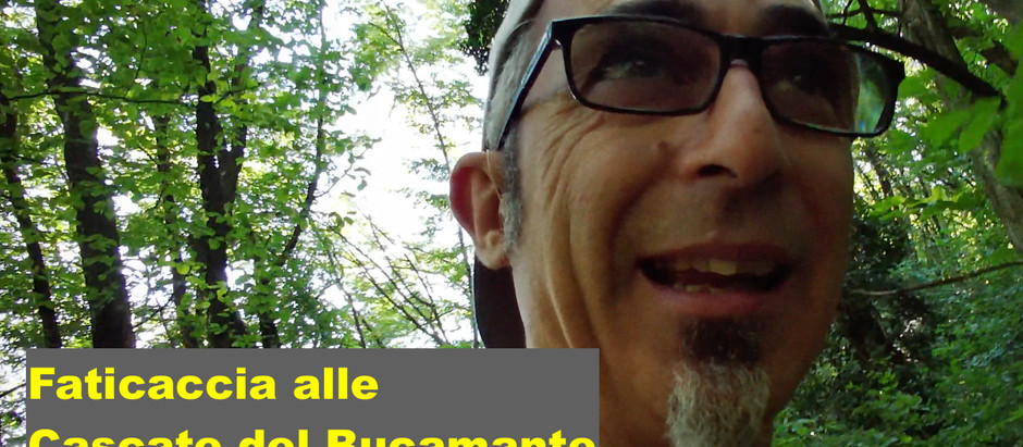 Gita alle Cascate di Bucamante