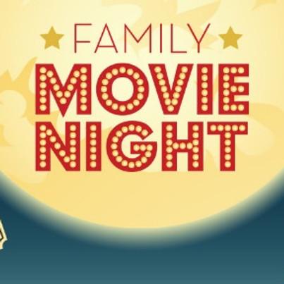 HHSF Indoor Movie Night - FREE