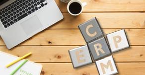 英語3文字シリーズ!?ERPとCRMはどう違う?