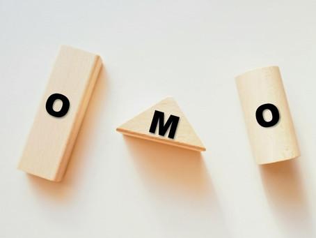 英語3文字シリーズ:『OMO』って何?