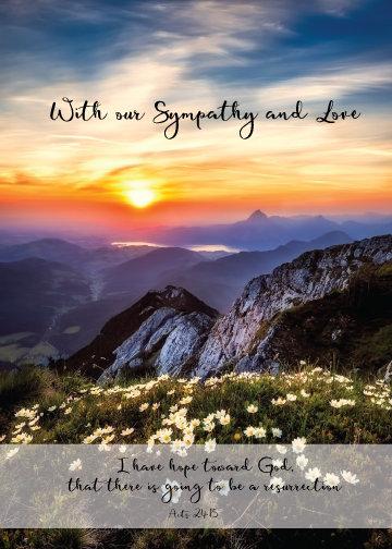 Sympathy Sunset