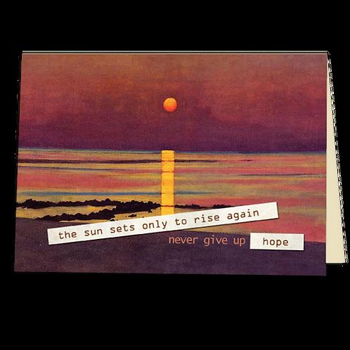 Sunset Hope