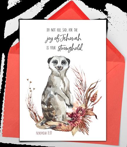 Joyful Lemur