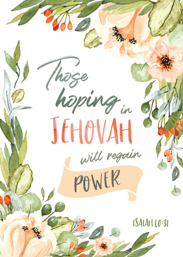 Hoping in Jehovah