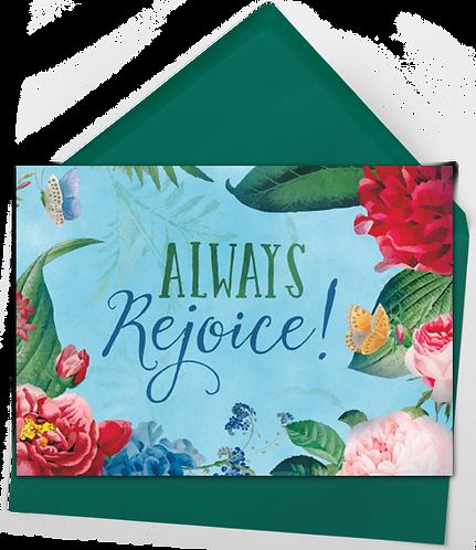 Always Rejoice!