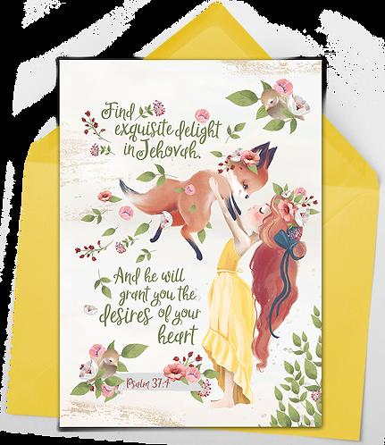 Flowery Fox