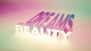 THE WAR BETWEEN DREAMS AND REALITY