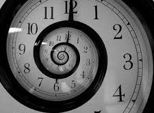 WHAT IF TIME WAS SOMETHING WE ABSORBED?