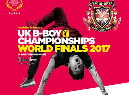 Event Review: 2017 UK B-boy Championships