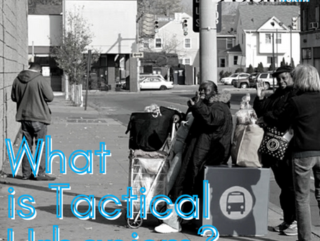 What is Tactical Urbanism?