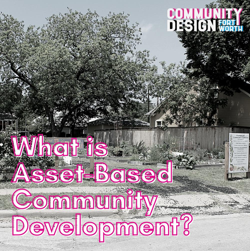 What is Asset-Based Community Development?