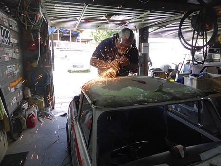 Restoration Garage Session 3