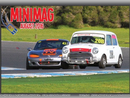In this month's MiniMag...