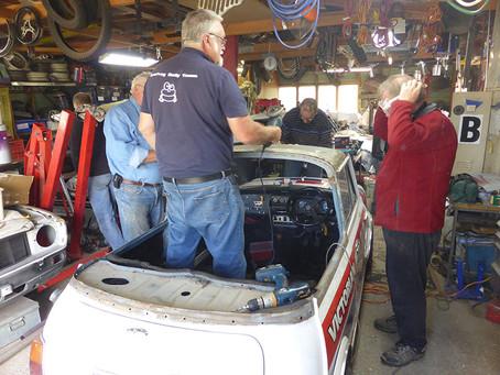 Restoration Garage Session 2