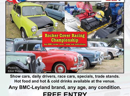 BMC Grand Day out