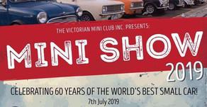 MiniShow 2019 - entries now open!