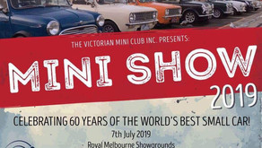 MiniShow 2019 - entries now open!