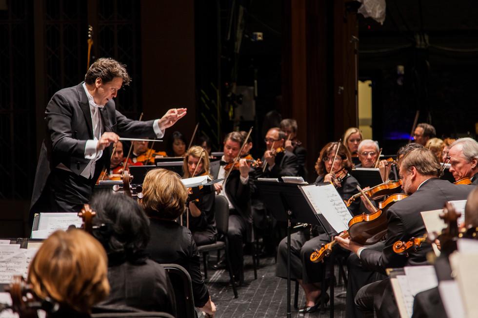 Donato Cabrera and the Las Vegas Philharmonic