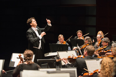 Donato Cabrera and the California Symphony