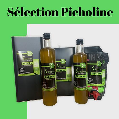 Huile Sélection Picholine