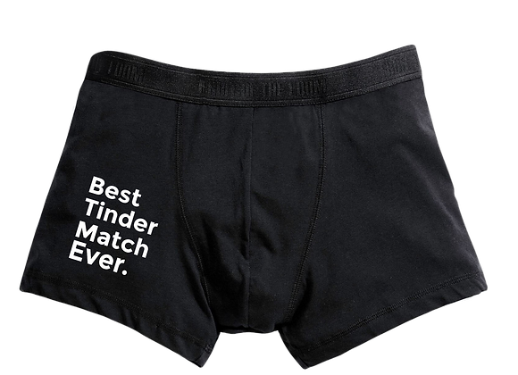 Best Tinder Match Ever Boxers
