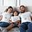 Thumbnail: Mama Papa Baby Bear Matching Family T-Shirts