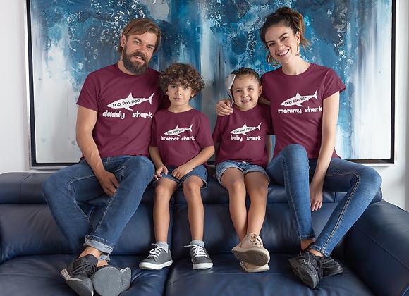 Baby Shark Matching Family T-Shirts