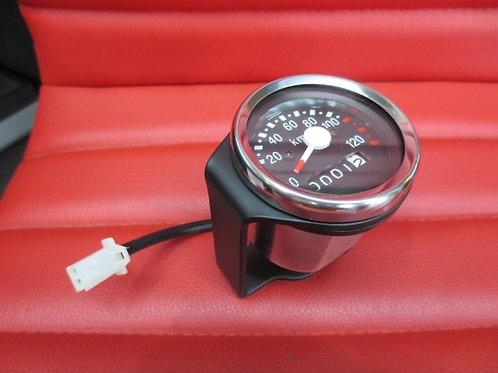 スーパーカブ リトルカブ スピードメーター・ステーセット GARAGE521ステムキット対応 C50 AA01 C90 HA02