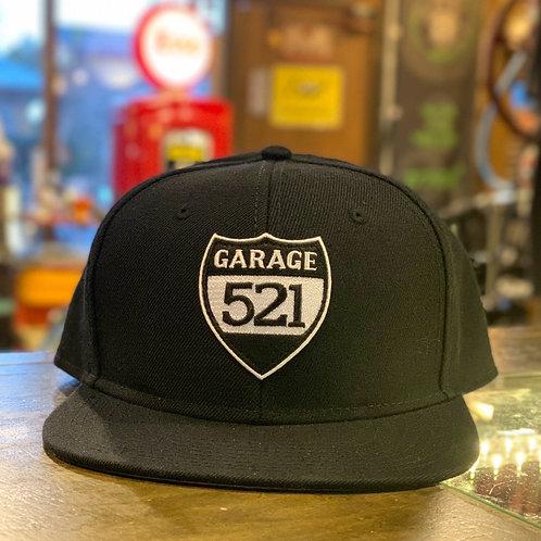 GARAGE521オリジナルキャップ