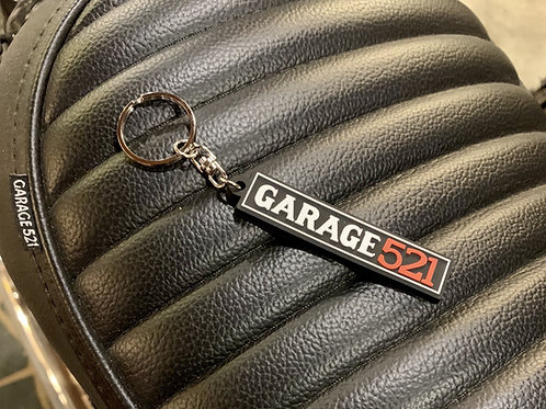 GARAGE521ラバーキーホルダー